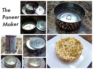 The Paneer Maker…..Unveiled!