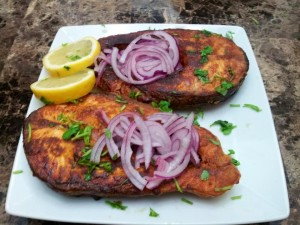Quick n Easy Fish Amritsari