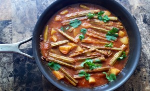Drumstick Curry …Mom-in-law Style!
