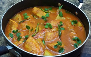 Tenga Maach…. Assamese Sour Fish Curry