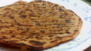 Roti on the Grill!
