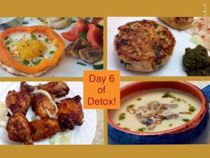 Day 6 of My Desi Detox!