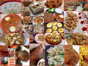 Over 51 Vrat Recipes