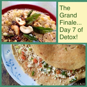 Day 7: The Final Day of My Desi Detox