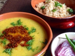 Daal Thuli….. Indori Special!