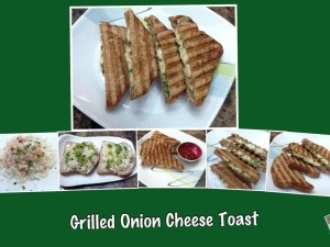 Spicy Twist on Grilled Cheese Toast!