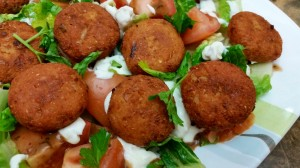 The Simple Recipe for Falafel