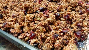 Grain-Free Granola for Fasting