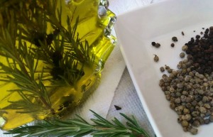 Rosemary Infused Herb-Oil