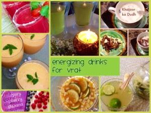 Energizing Drinks for Vrat