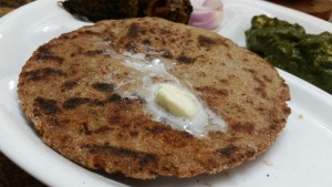 Sprouted Wheat Roti
