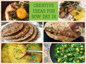 Creative Ideas for SOW Day 19